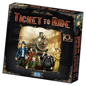 Ticket to Ride Anniversary
