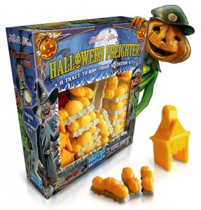 Ticket to Ride Halloween Freighter
